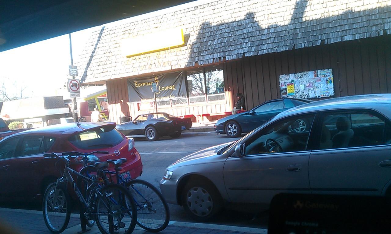full bike racks